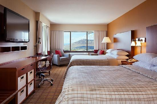 Four Points by Sheraton Kamloops: Guestroom