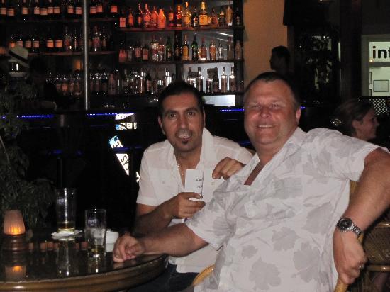 Dreams Cafe Bar: Hakan and Me