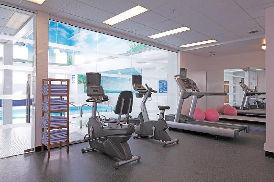 Four Points by Sheraton Kamloops: Fitness Centre