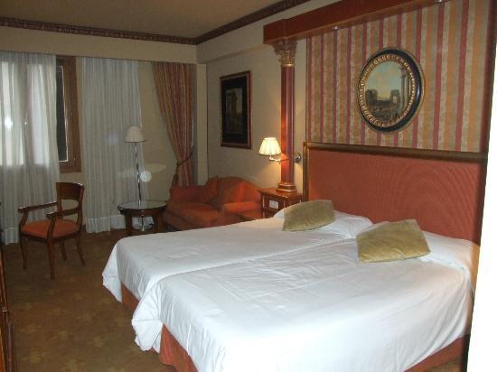 Hotel Izán Trujillo: colchon bien