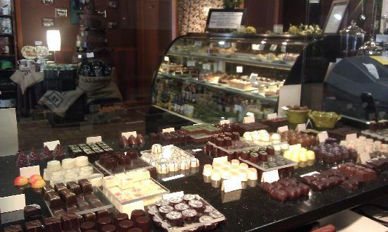 Coastal Mist Fine Chocolates and Desserts