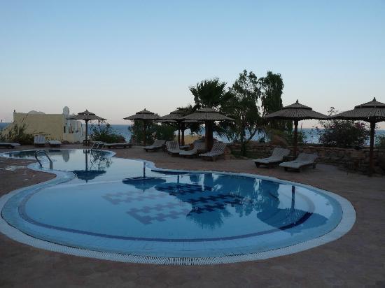 فندق ذا بدوين مون: Pool (located at back of hotel)
