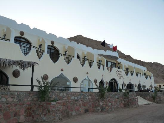 The Bedouin Moon Hotel: Front of hotel