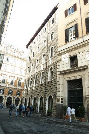 Residenza Al Saraceno: Comodissimo