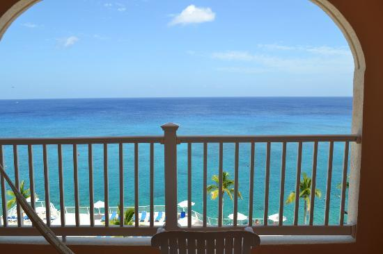 Cozumel Palace : View from our room