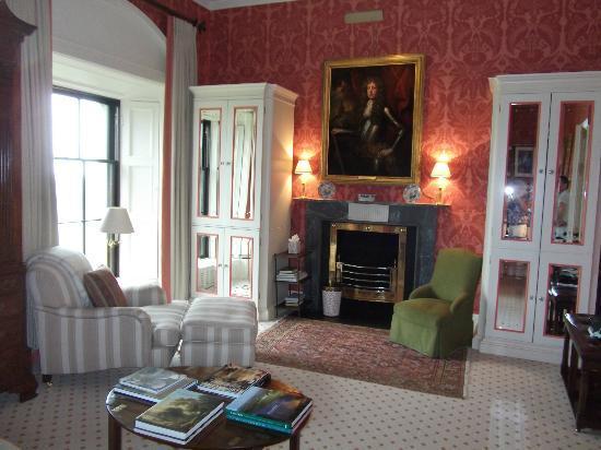 Ballyfin Demesne: Butler Room