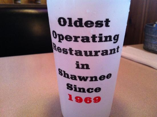Shawnee, KS: keep the cup