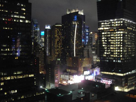 Distrikt Hotel New York City: Et quelle vue !