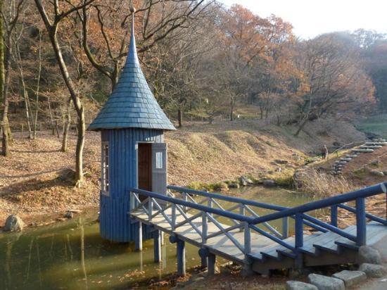 Hanno, Japón: スナフキンが釣りをしていそうです