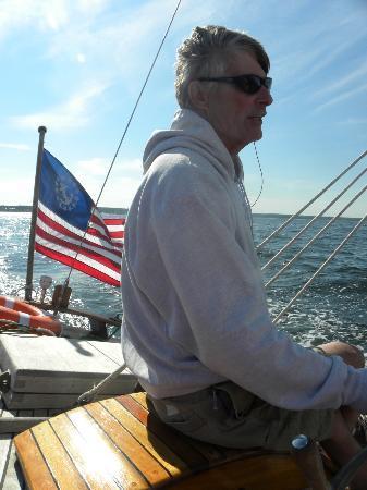 Silverlining Sailing: Captain Jack