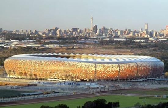 FNB Stadium, Soweto, South Africa