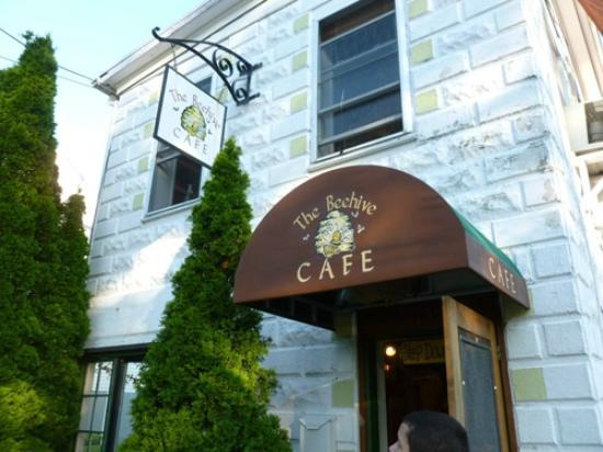 The Beehive Cafe Menu