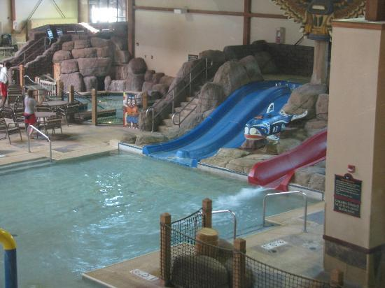 Great Wolf Lodge: Waterpark