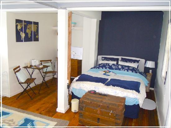 West Berlin, Canada: Lovely Sea Breeze Room Blueberry Bay