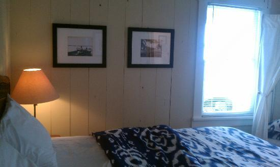 Cabbage Key Inn: one of the bedrooms