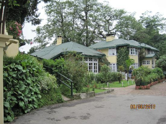 Windamere Hotel: Some of the cottage style rooms