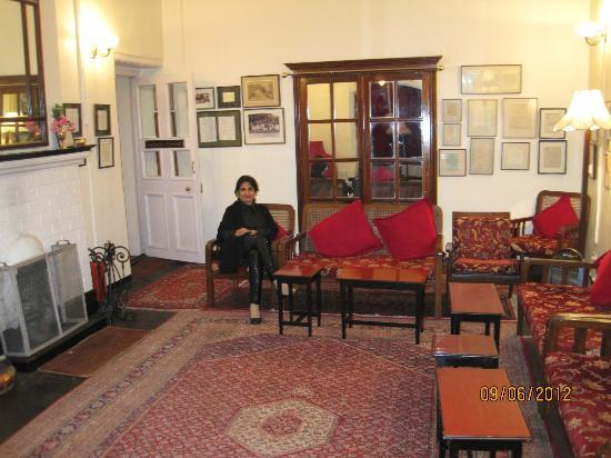 Windamere Hotel: Daisy's music room.