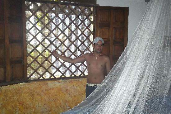 Posada Tropicana: habitacion 