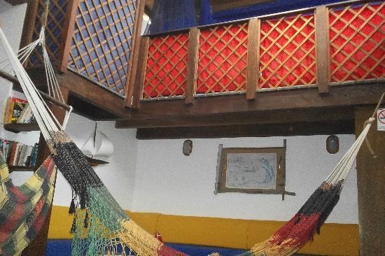Posada Tropicana: sala