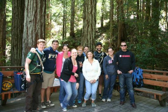 Sonoma Canopy Tours: Awesome Day!