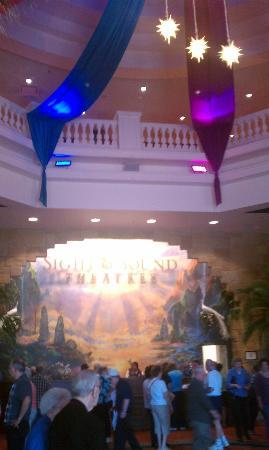 Branson, MO: Sight and Sound Theatre Lobby