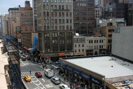 Ace Hotel New York: View from room