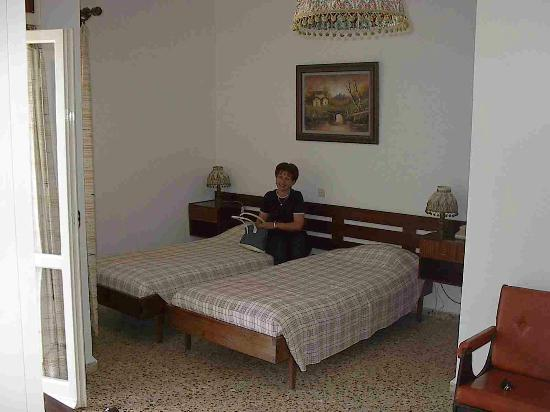 Villa Malia: Typical bedroom