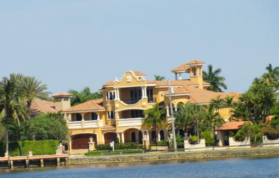 Intracoastal Waterway : Loved the architecture