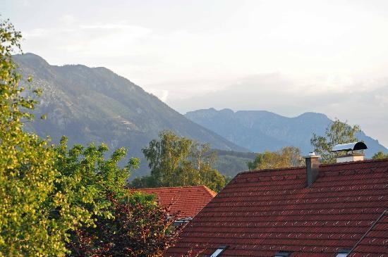 Haus Gassner-Pirnus: View from balcony.