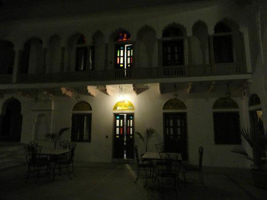 The Stained Glass Doors And Windows At Night Picture Of Talabgaon
