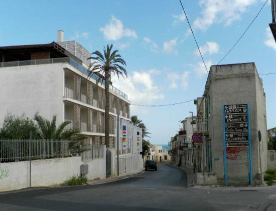 Hotel Eracle : Hotel and surrounding area