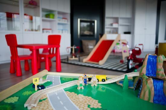 Hotel de Blanke Top : Kids area