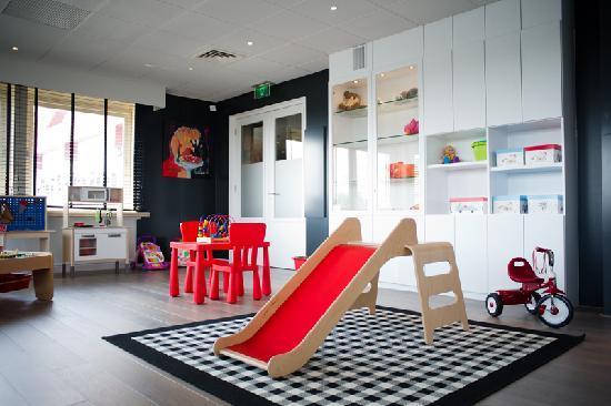 Hotel de Blanke Top: Kids area