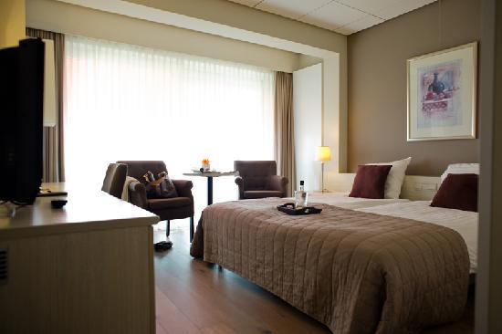 Hotel de Blanke Top: Superior room with land view