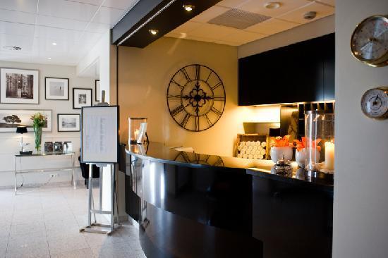 Hotel de Blanke Top: Reception