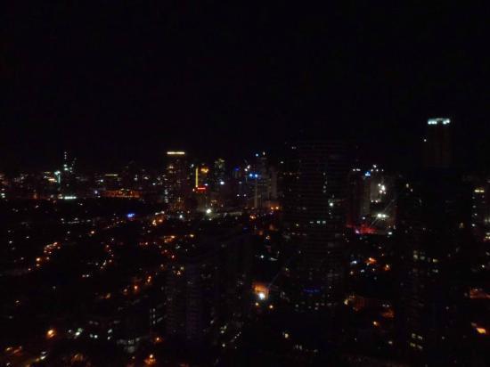 Joya Lofts & Towers: Beautiful view of Makati Skyline!