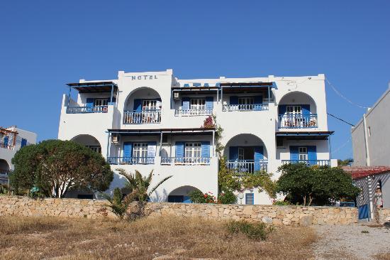 Hotel Atlantida Koufonissi