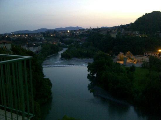 Hotel Ventolosa: view