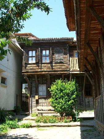 Hotel Hera: Typical old house in the picturesque Old Sozopol