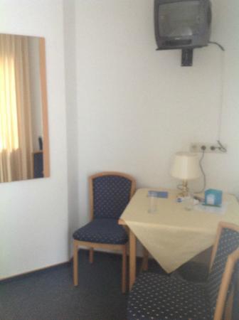 Hotel Koenigssee : double room