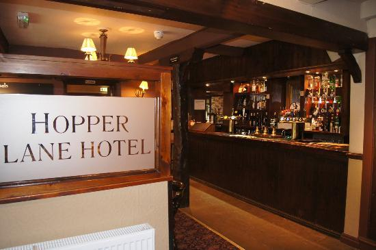 The Hopper Lane Hotel: View of the Bar