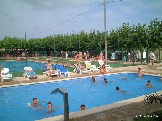 Camping Bungalows Amfora D 39 Arcs Cambrils Costa Dorada