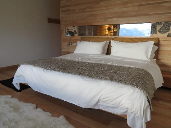 Tierra Patagonia Hotel & Spa: Bedroom