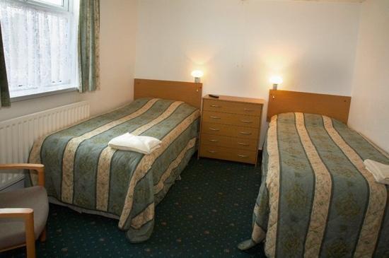 Claxton Hotel: room