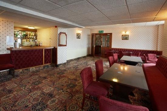 Claxton Hotel: bar