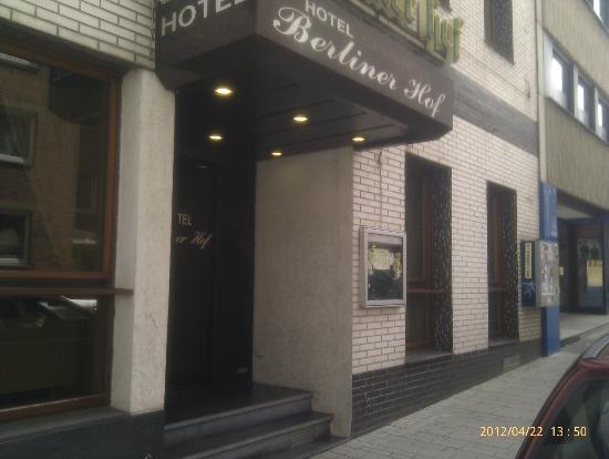 Berliner Hof: Hotel