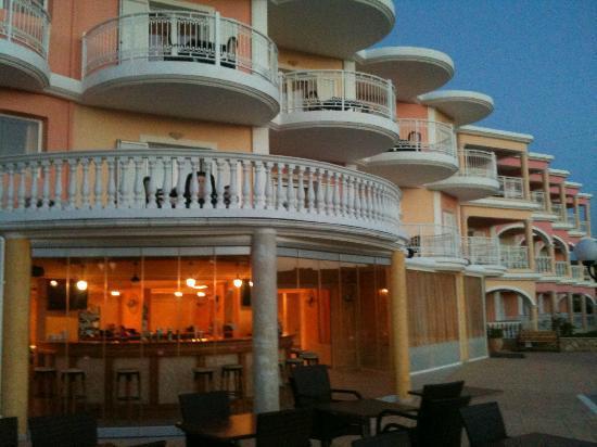 Arkadia Hotel: Hotelbar