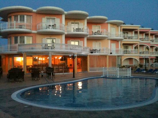 Arkadia Hotel: Hotel