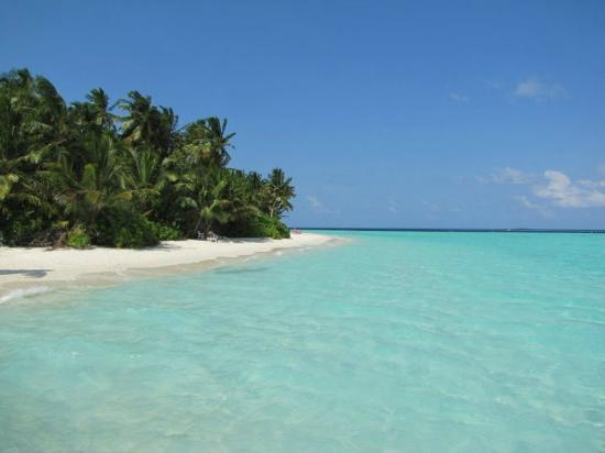 Biyadhoo Island Resort: paradiso