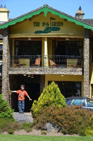 19th Green Killarney: Hotel